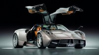 Pagani Huayra - сенсация в автомире