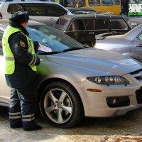О новых штрафах за парковку, и не только