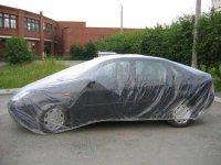 Длительное хранение автомобиля: консервация лакокрасочного покрытия