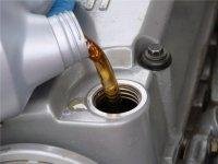 Как правильно заменить масло