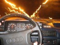 Опасности ночной дороги