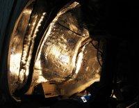 Новое решение в звукоизоляции колёсных арок автомобиля
